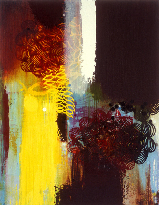 4S-03 oil on linen 18x14 inches